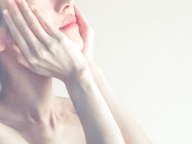 「肌の構造」