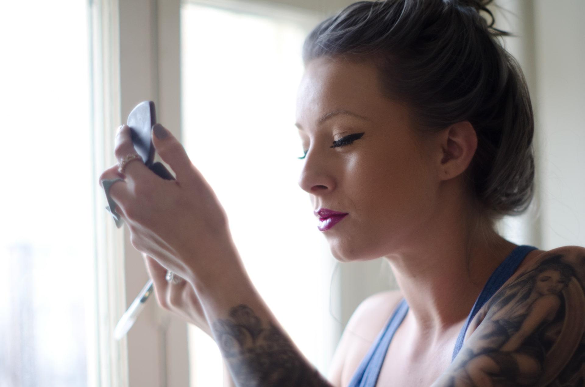 薄毛対策では新発想の「頭皮タトゥー」
